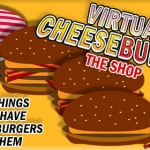 Buy things that have cheeseburgers on them!