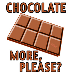 Chocolate - More, Please?